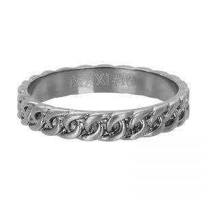 iXXXi Churb Chain R03201-07 Antique 7 Antique zilver
