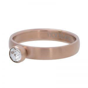 iXXXi Zirconia 1 stone crystal R03001-11 Mat Brown