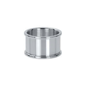 iXXXi Base ring 14 mm R07501-03 Silver 3 Zilver_1