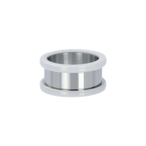 iXXXi Base ring Ceramic 10 mm R07801-03 Silver 3 Zilver