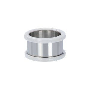 iXXXi Base ring ceramic 12 mm R07802-03 Silver 3 Zilver
