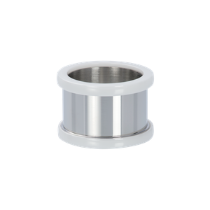 iXXXi Base ring 14 mm R07803-03 Silver 3 Zilver