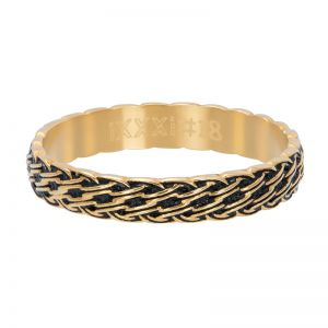 iXXXi Lucky knot R05103-16  Gold 1 Goud