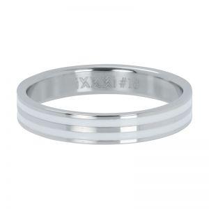 iXXXi Double line white R05301-03 Zilver 3 Zilver