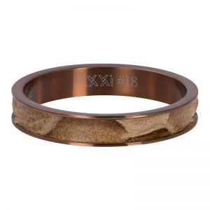 iXXXi Crocodile R05403-09 Brown Brown