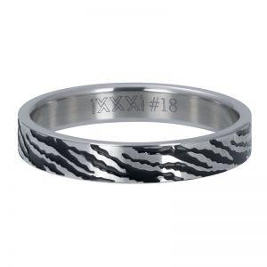 iXXXi Zebra R05406-03 Zilver 3 Zilver