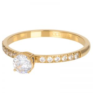 iXXXi Queen R05809-01 Gold 1 Goud